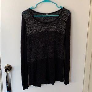AGB long sleeve sweater / size medium